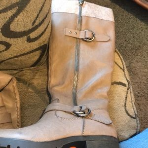 Rampage Shoes - Rampage | size 9.5 zipper boot NWT